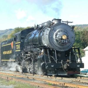 Locomotives (Steam and Diesel)
